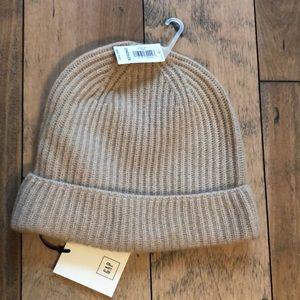 Brand NEW 💯 percent cashmere hat beanie cap